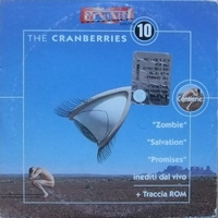 Tribe 10 (3 live tracks+1 track video+1 track/rom audio) - CRANBERRIES