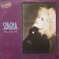 I wanna be your wife (UK remix) - SPAGNA