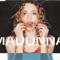 Drowned love (substitute for love) (3 tracks) - MADONNA