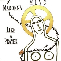 Like a prayer (3 tracks) - MADONNA