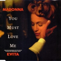 You must love me (3 tracks) - MADONNA