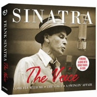 The voice (Come fly with me + The voice + A swingin' affair) - FRANK SINATRA
