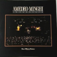 In concerto - AMEDEO MINGHI