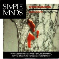 Ghostdancing \ Jungleland (isntr.) - SIMPLE MINDS