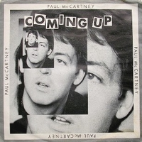 Coming up\Coming up(live at Glasgow) \ Lunchbox-Odd sox - PAUL McCARTNEY