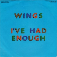 I've had enough \ Deliver your children - WINGS