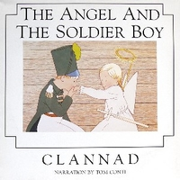 The angel and the soldier boy - CLANNAD
