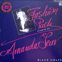 Fashion pack (studio 54)/Black holes - AMANDA LEAR