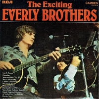 The exciting Everly brothers - EVERLY BROTHERS