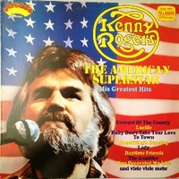 The american superstar - His greatest hits - KENNY ROGERS