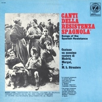 Canti della resistenza spagnola (Songs of the spanish resistance) - VARIOUS