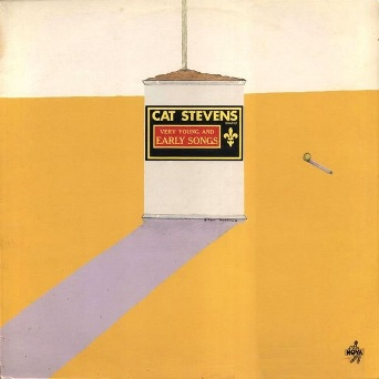 Very young and early songs - CAT STEVENS