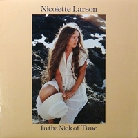 In the nick of time - NICOLETTE LARSON