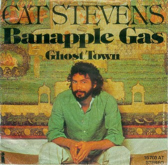 Banapple gas\ Ghost town - CAT STEVENS