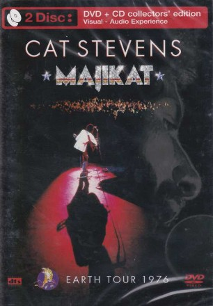 Majikat-Earth tour 1976 - CAT STEVENS
