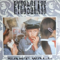 Eyes of glass - EAST WALL