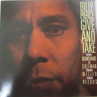 Give and take - BILLY PIERCE