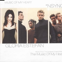 Music of my heart (3 vers.) - GLORIA ESTEFAN \ NSYNC