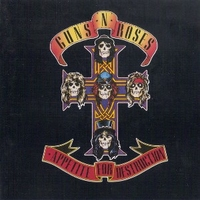 Appetite for destruction - GUNS N'ROSES