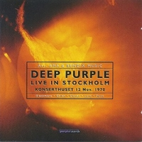 Live in Stockholm Konserthuset 12 nov.1970 - DEEP PURPLE