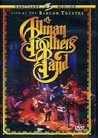 Live at Beacon theatre - ALLMAN BROTHERS BAND