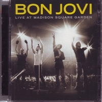 Live at Madison Square garden - BON JOVI