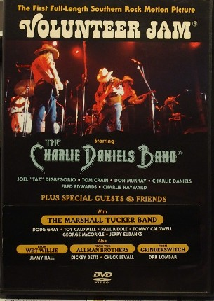 Volunteer jam (live film in Murfreesboro, 1975) - CHARLIE DANIELS BAND