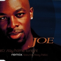Let's stay home tonight remix (1 track) - JOE