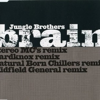 Brain (4 vers.) - JUNGLE BROTHERS