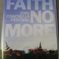 2010 Coachella festival - FAITH NO MORE