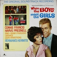When the boys meet the girls (o.s.t.) - CONNIE FRANCIS \ VARIOUS