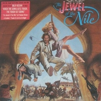 The jewel of the Nile (o.s.t.) - VARIOUS \ Jack Nitzsche
