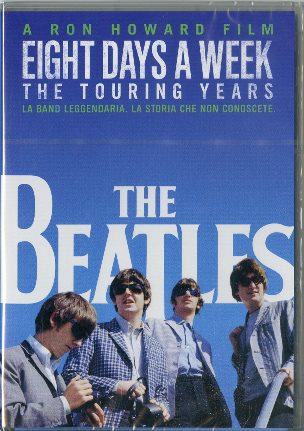 Eight days a week-The touring years - BEATLES