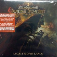 Legacy of the dark lands - BLIND GUARDIAN