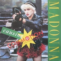 Causing a commotion (silver screen mix) - MADONNA