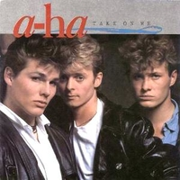 Take on me \ Love is reason - A-HA