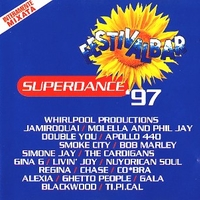 Festivalbar superdance '97 - VARIOUS