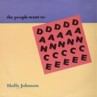 The people want to dance - HOLLY JOHNSON
