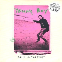 Young boy \ Looking for you - PAUL McCARTNEY