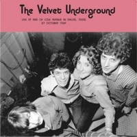 Live at end of Cole Avenue in Dallas, Texas 27 october 1969 - VELVET UNDERGROUND