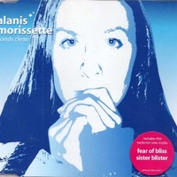 Hands clean (3 tracks) - ALANIS MORISSETTE