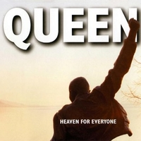 Heaven for everyone (4 tracks) - QUEEN