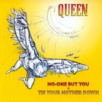 No-one but you (only the good die young) (4 tracks) - QUEEN