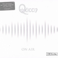 On air - A BBC recording - QUEEN