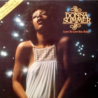 Love to love you baby (different tracking-list) - DONNA SUMMER