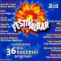 38° Festivalbar 2001 - Compilation blu - VARIOUS