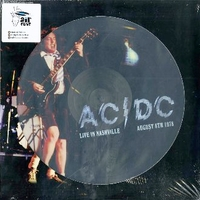 Live in Nashville august 8th 1978 - AC/DC