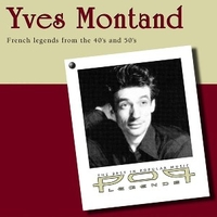 Pop legends - YVES MONTAND