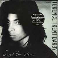 Sign your name (4 tracks) - TERENCE TRENT D'ARBY