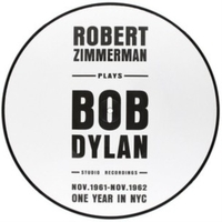 Robert Zimmerman plays Bob Dylan - Studio Recordings Nov.1961 - Nov.1962 - One Year In NYC - BOB DYLAN